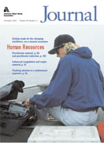 Journal Cover November 2002 Issue