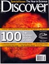 Discover magazine January 2003 cover- links to the January 2003 article