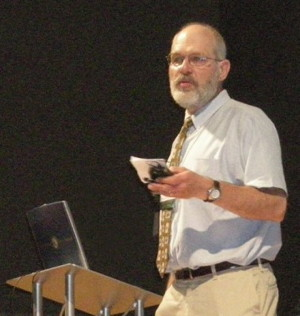 Dr. Edward T. Furlong at EmCon 2009