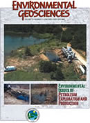 Environmental Geosciences Special Edition Cover