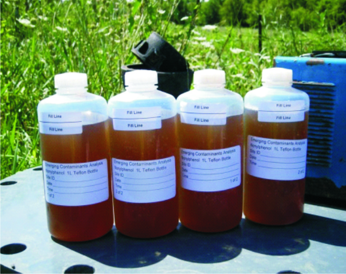 Landfill Leachate Released To Wastewater Treatment Plants